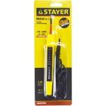 Тестер напряжения  STAYER, 6-380В, 180мм
