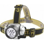 Фонарь STAYER STANDARD налобный светодиодный, 7LED, 3 режима,  3ААА