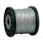 Трос стальной ЗУБР ПРОФЕССИОНАЛ, оцинкованный, DIN 3055, d=2 мм, L=200 м
