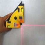 Угольник лазерный для кафеля STAYER 34928 SQUARE-8, 8 м, точн. +/-0,4 мм/м,