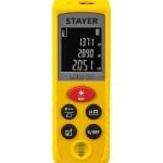 Дальномер лазерный, LDM-40, дальность 40 м, 5 функций, STAYER Professional