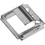 Крепеж усиленный для вагонки Кляймер-У, 7 мм, 50 шт, ЗУБР