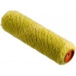 Ролик малярный сменный ЗУБР ОПТИМА -СИНТЕКС, все виды ЛКМ, для неровных поверхностей, полиэстр, ворс 18 мм, бюгель 6 мм, 40х180мм