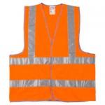 Жилет STAYER MASTER флуоресцентный, оранжевый, XXL (52-54) арт.11621-52