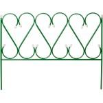 Забор декоративный GRINDA 'РЕНЕССАНС', металлический, 50x345см