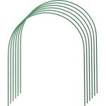 Дуги для парника GRINDA, покрытие ПВХ, 3.0м, 6шт