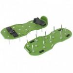 Аэратор ножной для газона со стальными шипами, 26 шипов длиной 50мм GRINDA GA-26
