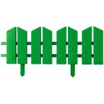 Бордюр декоративный GRINDA ЛЕТНИЙ САД, 16х300см, зеленый