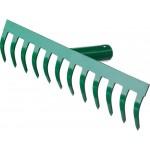 Грабли, РОСТОК 39610-12, 12 зубцов, прямые, 312x60 мм