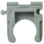 Клипса ЗУБР МАСТЕР полипропиленовая, для металлопластиковых труб, 16 мм, 100 шт