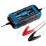 Зарядное устройство ЗУБР ПРОФЕССИОНАЛ, 12В, 8А, автомат, IP65, AGM, GEL, WET