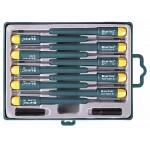 Отвертки  KRAFTOOL для ремонта мобильных телефонов, 12 предметов