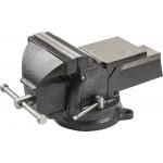 Тиски STAYER STANDARD 3254-200 слесарные с поворотным основанием, 200мм/ 17,5кг