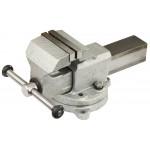 Тиски слесарные ЗУБР ЭКСПЕРТ 32602-80 с поворотным основанием, 80мм